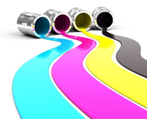Hagero Repro - CMYK kleuren website - Repro Rotterdam