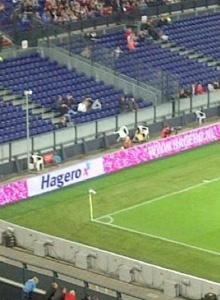 Hagero sponsor Feyenoord