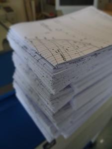 Repro Rotterdam - A0 formaat A1 formaat - bouwtekening printen - groot formaat printen