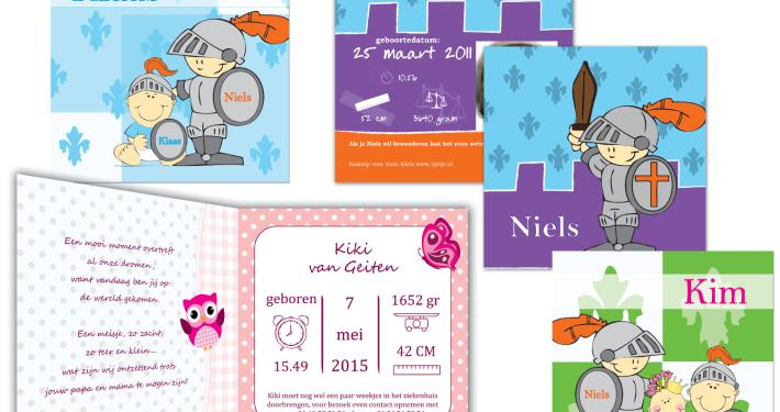 Geboortekaartjes printen Rotterdam - trouwkaarten verhuiskaarten bedankkaartjes - Hagero Repro Rotterdam